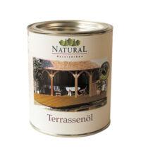 Natural teraszolaj 0,75 liter (színtelen)