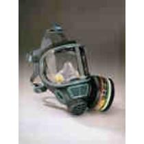 Ködképzési védőmaszk - gázálarc