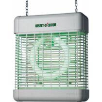Insect-o-cutor SE22  Elektromos rovarcsapda (nemesacél)