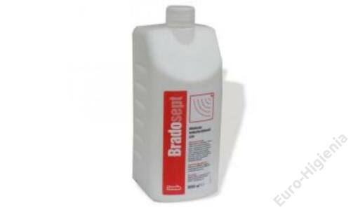 Bradosept aldehidmentes felületfertőtlenítő 1liter